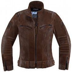 Icon 1000 Women's Fairlady Jacket | Brown