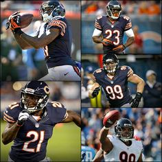 The #Bears have a tough task ahead over the next three weeks ,basically having to win out to have a shot at the playoffs. But their postseason chances start on Sunday against the #Browns. Here are five players you should pay attention to in Cleveland http://www.chicagonow.com/bears-backer/2013/12/five-players-to-watch-week-15-mccellin-wootton-hester-jeffery-wright/