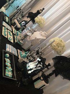 Tiffany Quinceañera Party Ideas | Photo 1 of 22