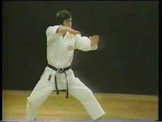 The most popular image associated with kata is that of a karate practitioner performing a series of punches and kicks in the air. The kata are executed as a . Black Belt, Jka Karate, Shotokan Karate Kata, Hand To Hand Combat, Kendo, Workout Accessories, Self Defense, Kung Fu, Martial