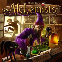 Alchemists geek rating 7.554, avg rating 7.83