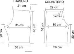 Resultado de imagen para patrones de ropa para barbie gratis en español