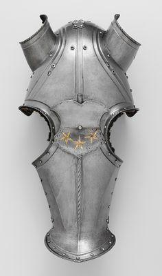 Shaffron, German, c. 1540 - horse helm
