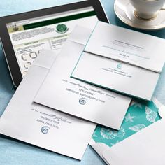 From invitations to envelope addressing -- we do it all!