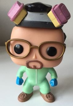 Breaking bad - #walter white cook green hazmat #160 pop! #vinyl #figure ,  View more on the LINK: 	http://www.zeppy.io/product/gb/2/322311734793/