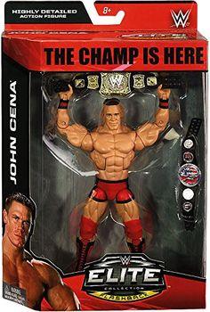 Wwf Superstars, Wrestling Superstars, John Cena, Wwf Toys, Figuras Wwe, Sports Illustrated Kids, Rob Van Dam, Best Action Figures, Jurassic Park Toys