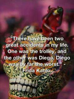 Accidents & Frida