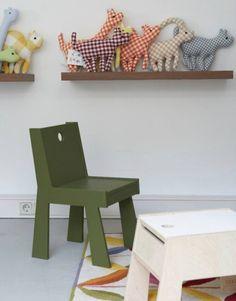 kidsroom friday next amsterdam met de meubels van www.aboutstek.nl!