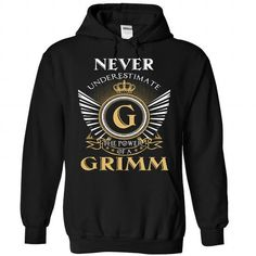 2 Never GRIMM - #polo shirt #tee itse. SATISFACTION GUARANTEED  => https://www.sunfrog.com/Camping/1-Black-85300901-Hoodie.html?id=60505