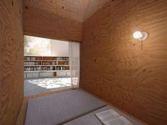 Hybrid Office. Topografía de madera|Espacios en madera