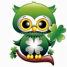 ♣ St Patrick Shamrocks - Designs, illustrations, Gifts ♣