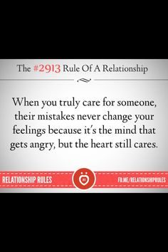 The mind can get mad. However the heart doesn't stay mad which is all about love. E Motion, Open Letter, Relationship Memes, How I Feel, Meaningful Quotes, Healthy Relationships, True Quotes, Wise Words, Quotes To Live By