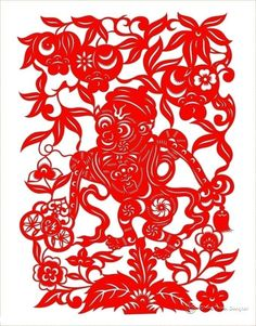 Of all folk art works in China, paper-cut is considered the most participated. Find out more at http://www.chinatraveldesigner.com/travel-guide/culture/chinese-folk-arts/paper-cut.htm