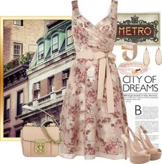 """C is for City"" by alynncameron on Polyvore"