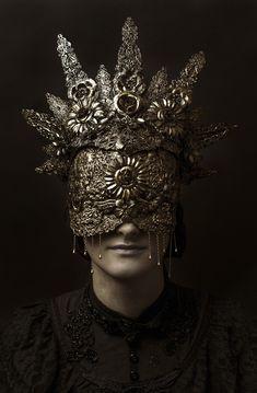 Photographer: Laura Sheridan's ArtHeadpiece/Mask: Hysteria MachineModel: Astrid