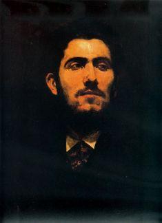 Portrait of Antonio Pinazo by Ignacio Pinazo