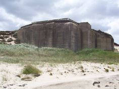 Fanoe bunker halevejen