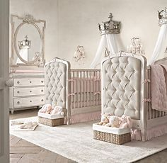 Juliette Dresser Mirror - Large | Mirrors | Restoration Hardware Baby & Child Nurseries