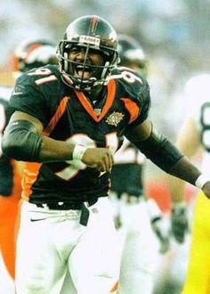 Alfred Williams - Broncos