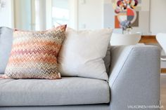 Missoni pillow