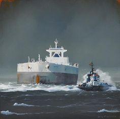 Galerie de l'Estuaire - Exposition Dirk Verdoorn