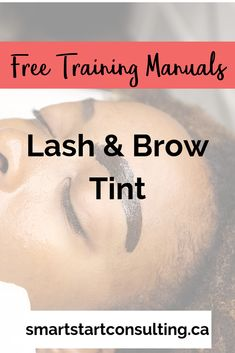 Master the lash and brow tint or review your process! Free esthetics manuals #salonbusiness #nailsbusiness #lashbusiness #spabusiness #servicebusiness #massage #nails #lashes #microblade #esthetics #makeupartist #esthetican #estheticangifts #estheticscareer Eyelash Lift And Tint, Lash And Brow Tint, Lash Lift Training, Free Training, Spa Treatment Room, Spa Treatments, Salon Business, Business Ideas, Lifting Quotes