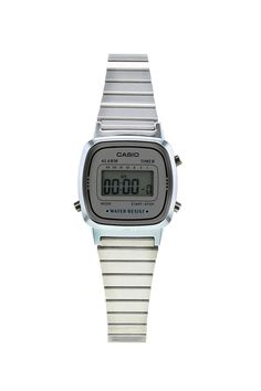 c45c3ffe121   Casio Mini Ladies Silver Watch Fashion And Beauty Tips