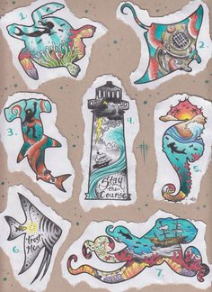 Florida Tattoos... i like the idea, but with a pelican outline.