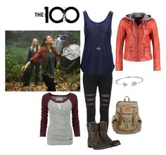 """""""Raven Reyes"""" by ceci-fgymnast ❤ liked on Polyvore featuring Bling Jewelry, SELECTED, AllSaints, ASOS, Retrò, Superdry, women's clothing, women's fashion, women and female"""