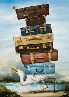 "Saatchi Art Artist Kevin Sloan; Printmaking, ""Welcome to the Wilderness, limited edition print of 75"" #art"