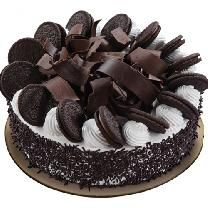 Oreo Chocolate Cake at http://www.cakengifts.in/cake-delivery-in-delhi