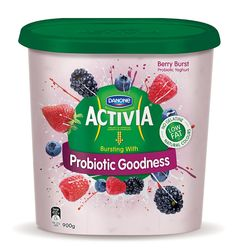Danone Activia Yoghurt on Packaging of the World - Creative Package Design Gallery