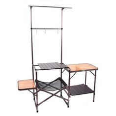 47 best foldable camp cooking table images folding camping table rh pinterest com