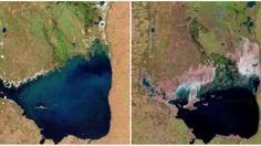 Berubah Drastis! Inilah Penampakan Bumi dari Masa ke Masa Yang Tertangkap Kamera NASA
