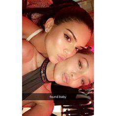 Kendall Jenner & Gigi Hadid - Kendall Jenner and Gigi Hadid take a BFF selfie together.