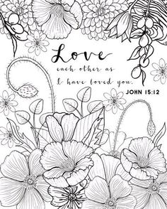 Scripture Garden Coloring Book Christian For All Ages Pray Meditate And Color Adult Bible