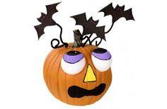 Have fun this Halloween with signature art and craft projects from A. Check out our collection of Halloween craft ideas here. Halloween Food Crafts, Halloween Treats For Kids, Fete Halloween, Halloween Goodies, Halloween Cat, Holidays Halloween, Halloween Pumpkins, Holiday Crafts, Holiday Fun