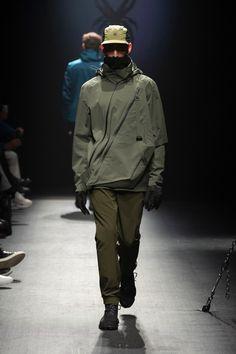 Spyder Delivers Sleek Tech-wear and Retro-Inspired Streetwear for Fall/Winter 2019 Camo Fashion, Sportswear, Street Wear, Fall Winter, Winter Jackets, Menswear, Normcore, Retro, Sweatshirts