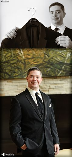 Brittany & Ryan's November 2015 #wedding at @westinmorris! | photo by deanmichaelstudio.com | #njwedding #newjerseywedding #love #fall #photography #DeanMichaelStudio