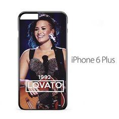 Demi Lovato 1992 iPhone 6 Plus Case