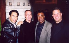 Freddie Revel and Bill Ganz