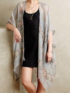 BUYMA.com 国内発送★Anthropologie★Cover-up★Victorian Kimono (17126835)