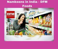 Indian Namkeens - DFM Foods