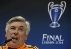 "RADIO    CORAZON     DEPORTIVO: UEFA CHAMPIONS LEGUE/REAL MADRID CF: ANCELOTTI, ""E..."