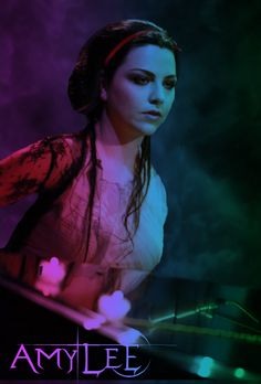 Amy Lee of Evanescence Music For You, Music Is Life, Snow White Queen, My Immortal, Bring Me To Life, Amy Lee Evanescence, Women Of Rock, Music Heals, Claire Holt