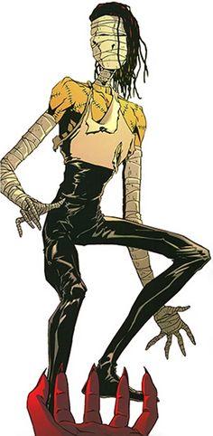 Ragdoll - DC Comics - Secret Six - Gail Simone - Peter Merkel Jr