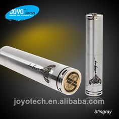 hcigar stingray mod  Hottest full mech mod  Extensible to suit batteries  Fine chrome without scratch off