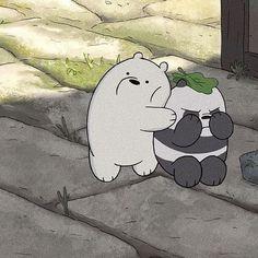 ThreeTn - Cartoon Videos Kids For 2019 Bear Cartoon, Cartoon Icons, Cartoon Memes, Cartoons, Ice Bear We Bare Bears, We Bear, Bear Wallpaper, Disney Wallpaper, Cartoon Network