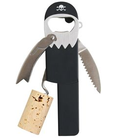 Captain Hook, Blackbeard, and Jack Sparrow, what do they have in common? They're nothing compared to our 'Legless' here. Check it out ==> http://gwyl.io/legless-corkscrew-pirate-bottle-opener/