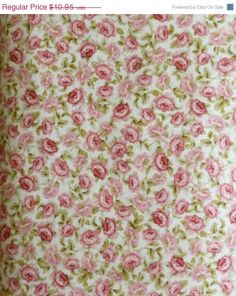 This #cotton #fabric Is Great For Quilt Making And Home Decor Projects. It